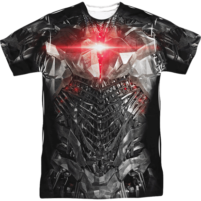 Justice League Cyborg Uniform T-Shirt