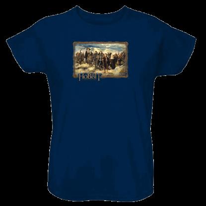 Hobbit And Company Womens T-Shirt
