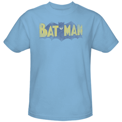 1940s Batman Logo T-Shirt