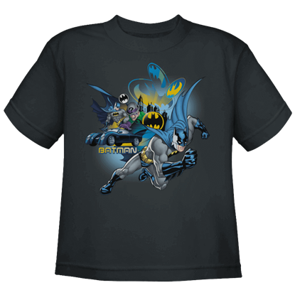 Batman on Call Kids T-Shirt