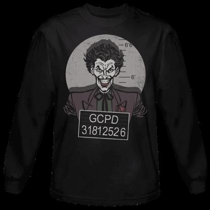 Captured Clown Long Sleeved T-Shirt