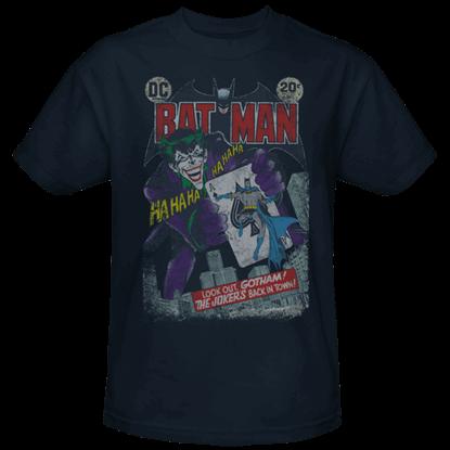 Batman Issue 251 Vintage Navy T-Shirt