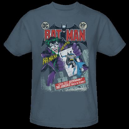 Batman Issue 251 Slate T-Shirt