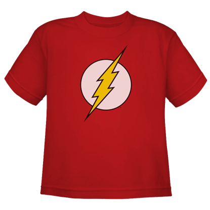 Classic Flash Logo Kids T-Shirt