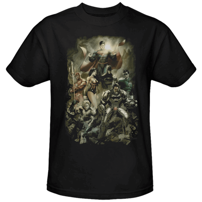 New 52 Aftermath T-Shirt