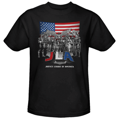 All American League T-Shirt