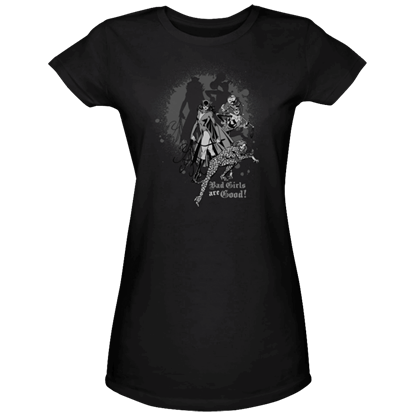 Womens DC Bad Girls are Good T-Shirt
