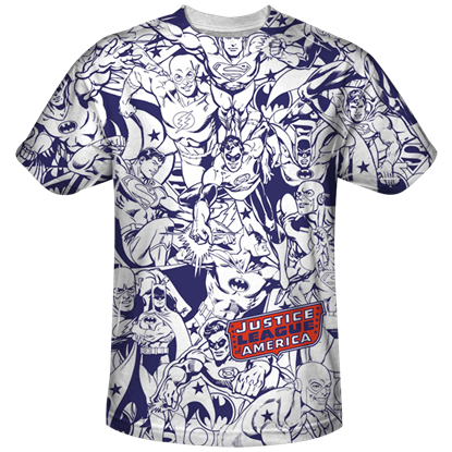 Justice All Around T-shirt