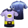 Adam West Batsuit T-Shirt