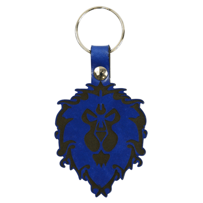 Alliance Leather Key Chain