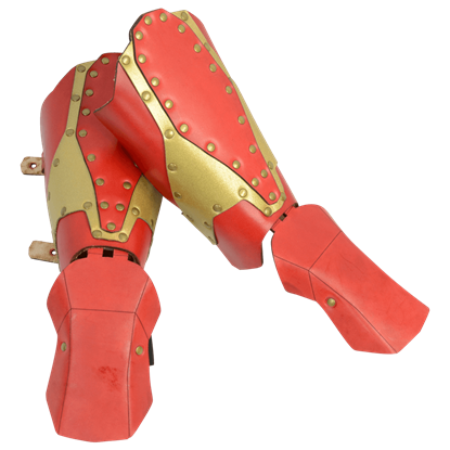 Iron Warrior Arm Bracers