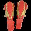 Iron Warrior Arm Bracers