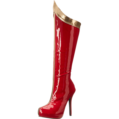 Lady of Justice Boots