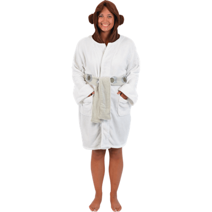 Star Wars Princess Leia Robe