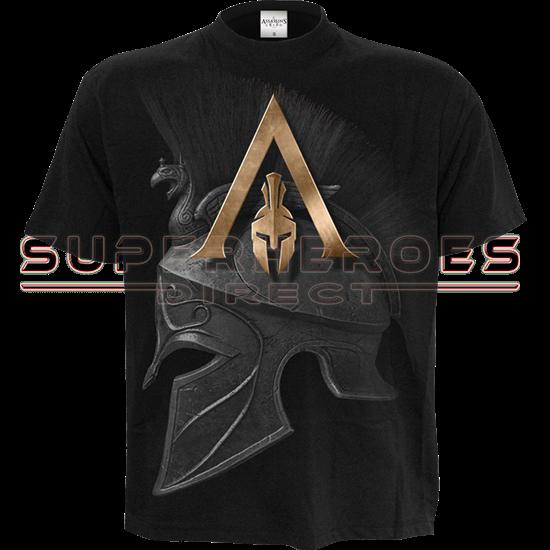 Assassins Creed Odyssey Alexios Armour T-Shirt