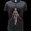 Assassins Creed Odyssey Warrior Kassandra Womens Top
