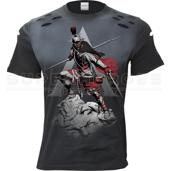 Assassins Creed Odyssey Battle Pose T-Shirt