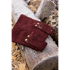 Suede Pouch - Small