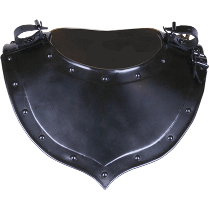 Small Blackened Balthasar Gorget