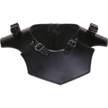 Blackened Markward Gorget