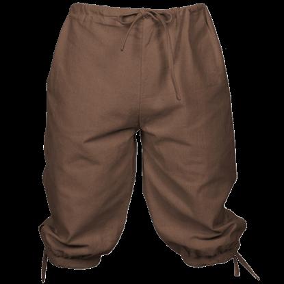 Kilian Canvas Short Trousers