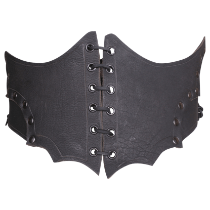 Maren Leather Waist Cincher