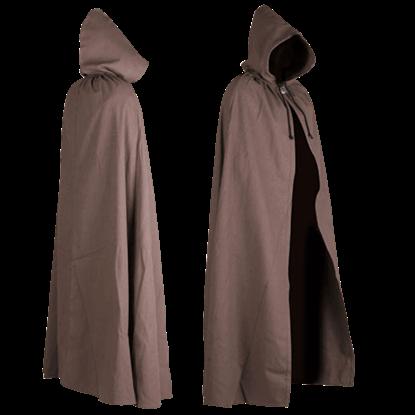 Aaron Canvas Cloak