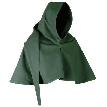 Benson Canvas Gugel Hood