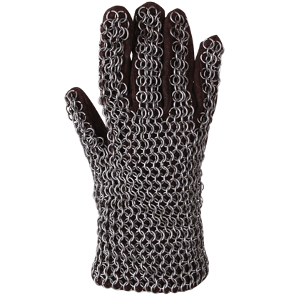 Richard Chainmail Gauntlets