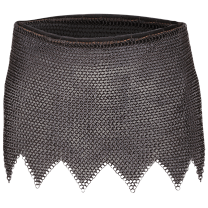 Richard Darkened Chainmail Skirt