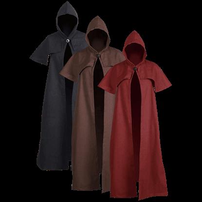 Abraxas Duster Coat
