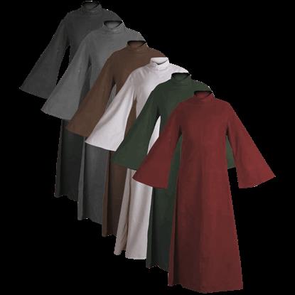 Abraxas Canvas Robe
