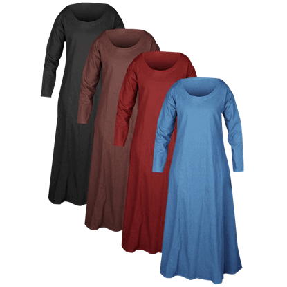 Lenora Premium Cotton Tunic
