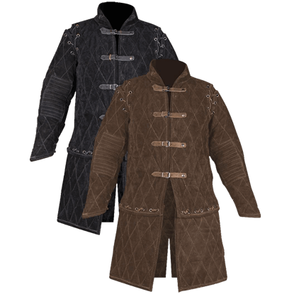Arthur Suede Gambeson Set