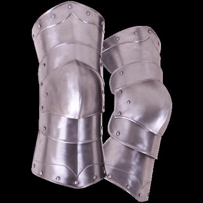 Steel Conrad Knee Protection