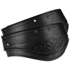 Artemis Leather Pauldrons