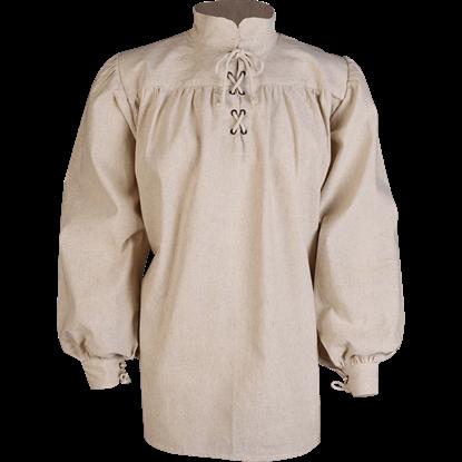 Ansgar Linen Shirt