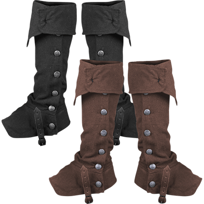 Gabriel Canvas Boot Gaiters
