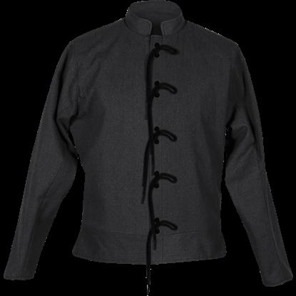 Gustav Canvas Jacket