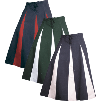 Isabell Canvas Skirt