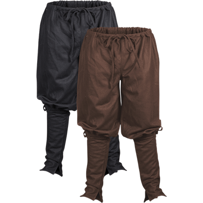 Ketill Wool Pants