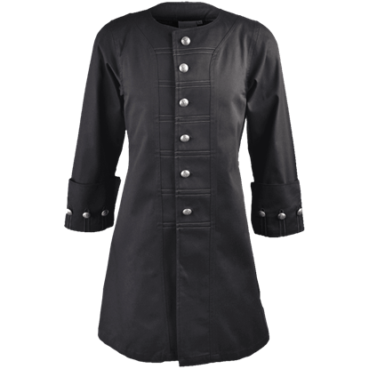 Enigo Canvas Frock Coat