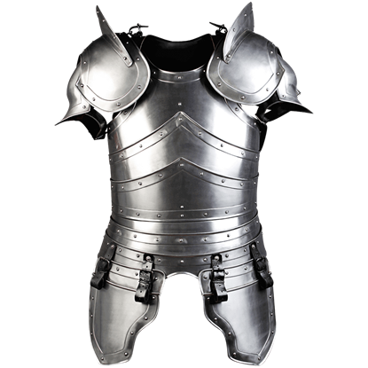 Edward Steel Armour Set