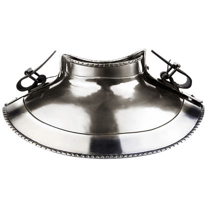 Kaspar Steel Gorget