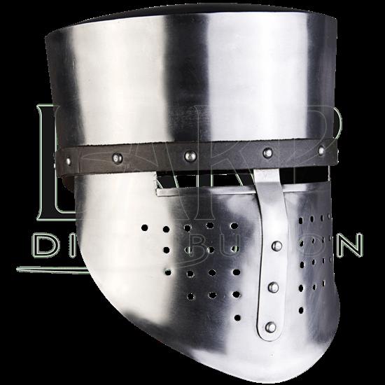 Laurin Steel Great Helm