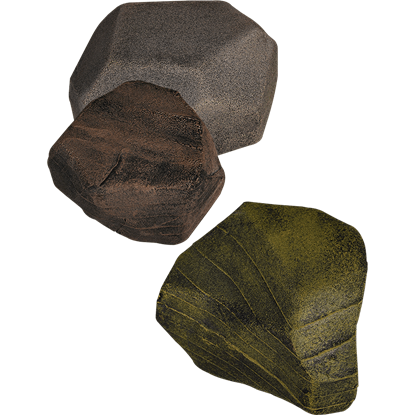 LARP Throwing Stone