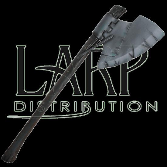 Orc LARP Axe