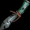 LARP Throwing Knife Orc