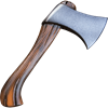 LARP Fransiscan Throwing Axe