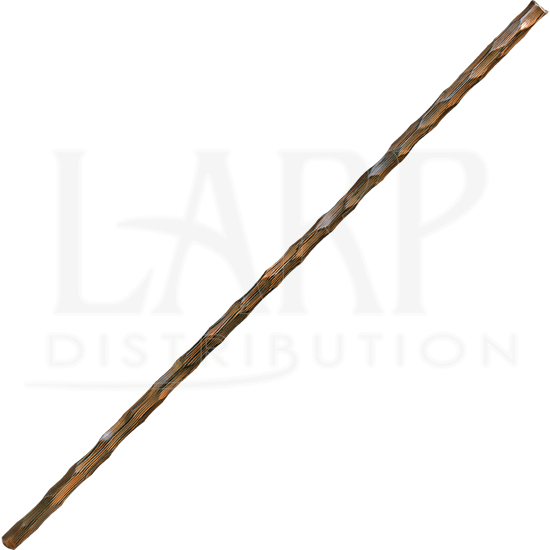 Wooden LARP Short Staff